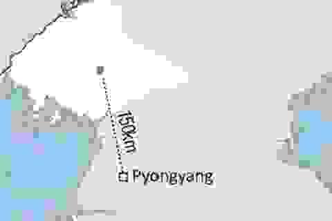 """Triều Tiên sáp nhập làng """"tên lửa"""" vào thủ đô Bình Nhưỡng"""