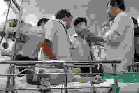 TPHCM: Liên tiếp 3 ca mắc sởi nhập viện