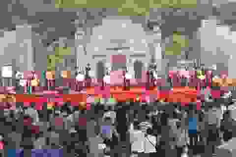 Mộc bản kinh phật chùa Bổ Đà chính thức được công nhận là Bảo vật quốc gia