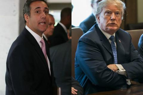 FBI khám xét nhà luật sư riêng của Tổng thống Trump