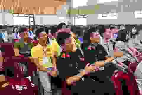 Hơn 1.000 thí sinh tranh tài tại kỳ thi Olympic Toán học Sinh viên và Học sinh toàn quốc