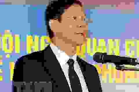 Ông Phan Văn Vĩnh nhận quyết định khởi tố, tạm giam tại Phú Thọ