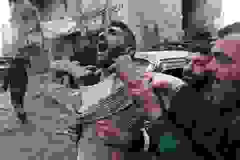 """Syria trở thành đấu trường để các cường quốc """"dàn xếp tỷ số""""?"""