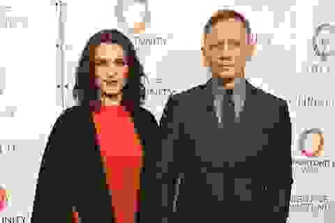 "Rachel Weisz đẹp đôi bên ""James Bond"" Daniel Craig"