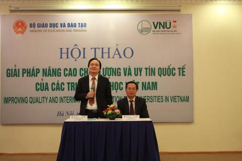 6 trường đại học Việt Nam lọt top 400 châu Á