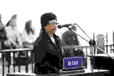 Cựu Đại biểu Quốc hội Châu Thị Thu Nga liên tục kêu oan