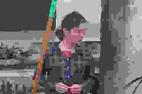 Tìm được con gái bị lạc 4 tháng nhờ mạng xã hội
