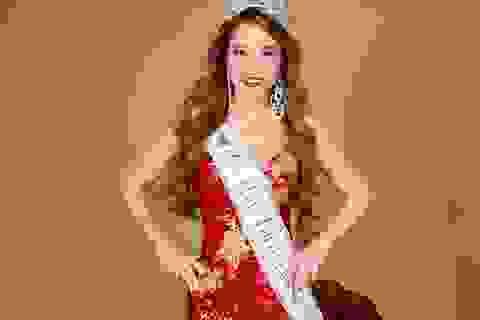Hoa hậu Hoàng Hải My tiết lộ về gia đình
