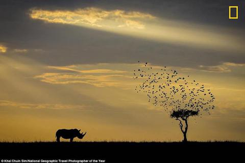 Những bức ảnh tuyệt đẹp trong giải thưởng ảnh du lịch của National Geographic 2018