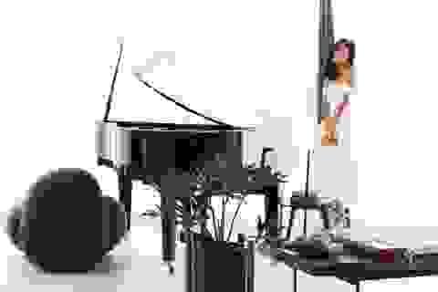 """Ngắm căn hộ penthouse """"siêu đẹp"""" trên nóc toà cao ốc của Trang Lạ"""