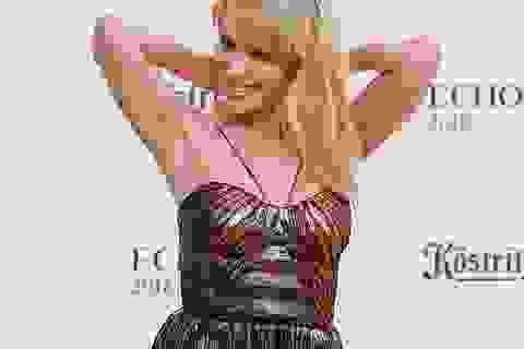 Kylie Minogue đẹp rực rỡ và đằm thắm ở tuổi 49