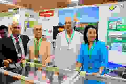 Nọc bọ cạp xanh Cuba tại Vietnam Expo 2018