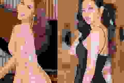 Người đẹp Liên lục địa và Hoa hậu Đông Nam Á đọ đường cong nóng bỏng