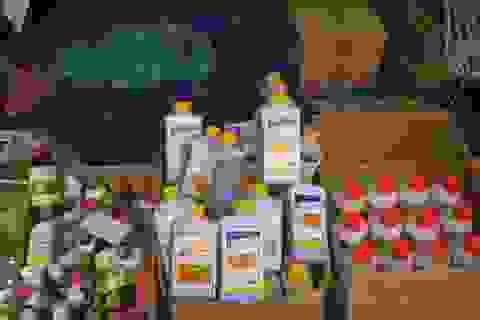 Mỗi ngày, Việt Nam chi hơn 52 tỷ đồng mua thuốc trừ sâu, một nửa là hàng Trung Quốc