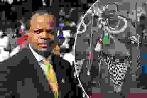 Vua ở châu Phi 15 vợ vẫn tuyển trinh nữ hàng năm