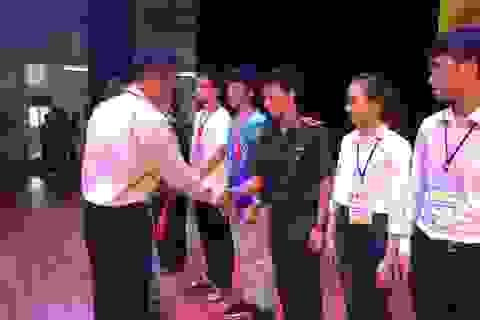 67 thí sinh giành HCV tại kỳ thi Olympic Toán học toàn quốc