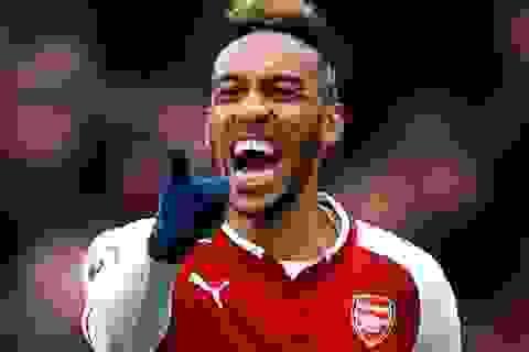 Arsenal có giữ được nhịp thăng hoa cùng Aubameyang?