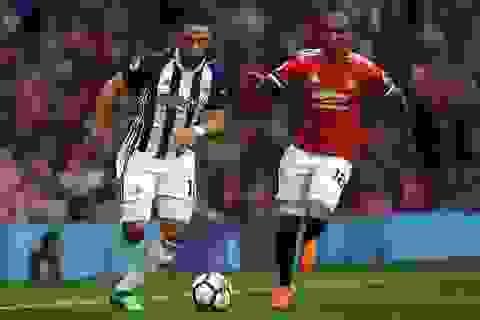 """Man Utd 0-1 West Brom: """"Quỷ đỏ"""" giúp Man City vô địch sớm"""