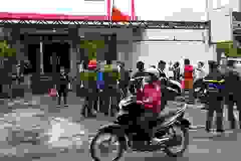 TPHCM: Cháy khách sạn, nhiều khách nước ngoài cuống cuồng tháo chạy