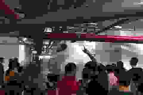 Cư dân căn hộ cao cấp được tuyên truyền phòng cháy chữa cháy