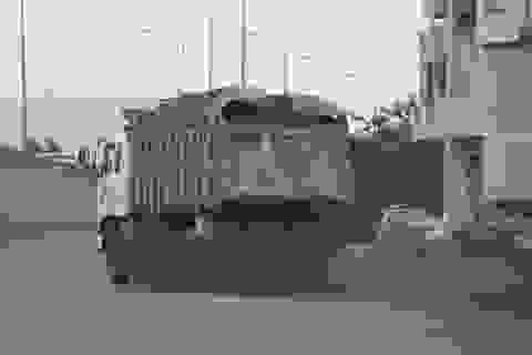 """CSGT cung cấp số điện thoại đường dây nóng xử xe quá tải """"đại náo"""" quốc lộ"""