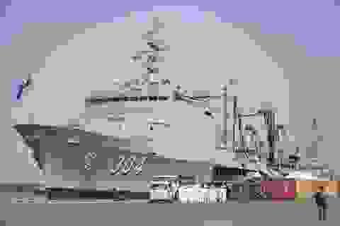 3 tàu hải quân Australia cập cảng TPHCM