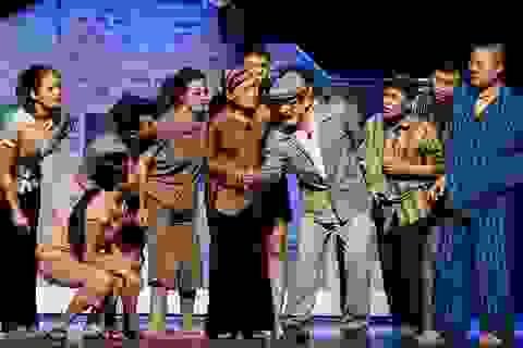 """Vở diễn """"Ai là thủ phạm"""" của Lưu Quang Vũ lần đầu được công diễn tại TPHCM"""