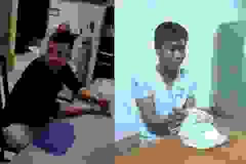 Bắt tạm giam 3 thanh niên tấn công cảnh sát giao thông