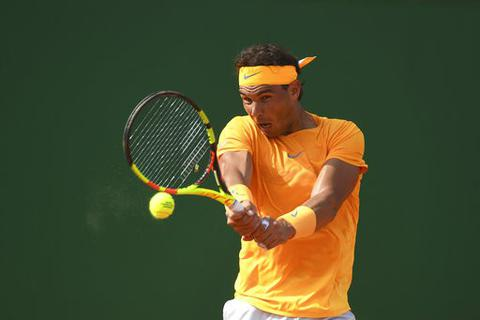 Nadal khởi đầu suôn sẻ ở Monte Carlo