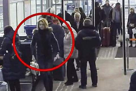 Nga công bố video con gái cựu điệp viên trước khi bị tấn công tại Anh