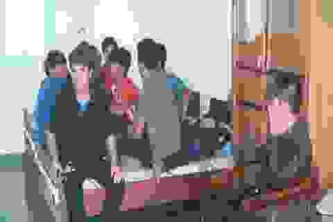 Vụ giải cứu 11 phu vàng: Còn một thanh niên đang mất tích