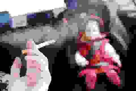 Thêm đề xuất tăng thuế thuốc lá để… người nghiện bỏ hút