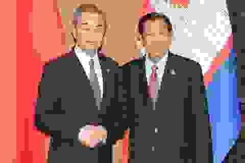 Thủ tướng Campuchia nói được Trung Quốc ủng hộ tái tranh cử