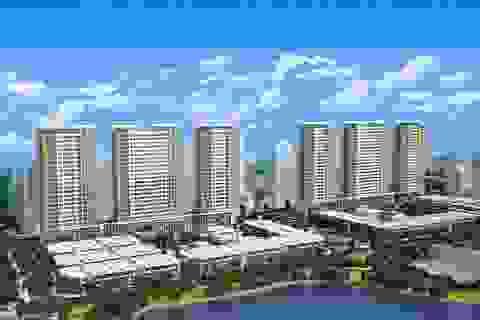 """Thêm dự án quy mô bên sông Hồng, giới đầu tư """"đứng ngồi không yên"""""""