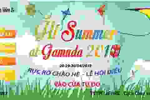 Lễ hội Diều Gamuda 2018 – sự kiện đáng mong chờ nhất dịp 30/4