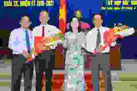 Trưởng Ban Tổ chức Tỉnh ủy làm Phó Chủ tịch HĐND tỉnh Bạc Liêu