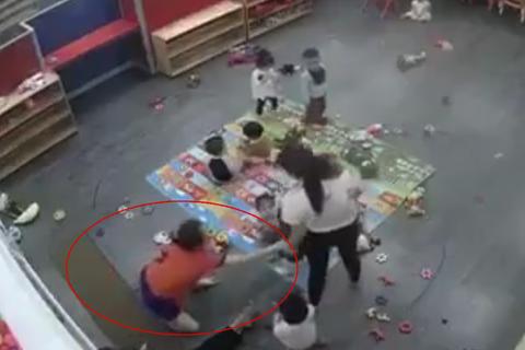 Nghệ An: Đình chỉ cơ sở mầm non nơi cô giáo bạo hành trẻ