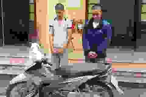 Liên tục bắt giữ các đối tượng cướp giật trên đường