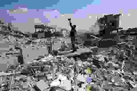 Mỹ tấn công Syria là sự kiện được người Việt tìm kiếm nhiều nhất trên Google tuần qua