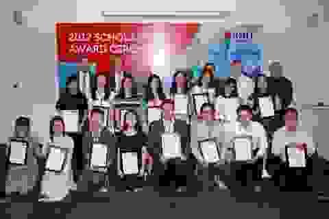 RMIT Việt Nam sẽ trao 34 tỉ đồng học bổng trong năm 2018