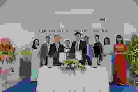Lễ kí kết hợp tác phân phối độc quyền dự án Anh Nguyễn Ocean Pront Villas