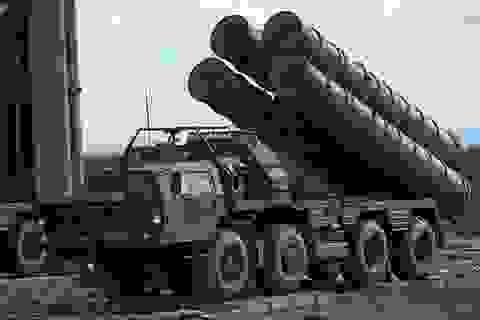 """Nga có thể đã chuyển """"Rồng lửa"""" S-400 tới Syria sau cuộc không kích của Mỹ"""