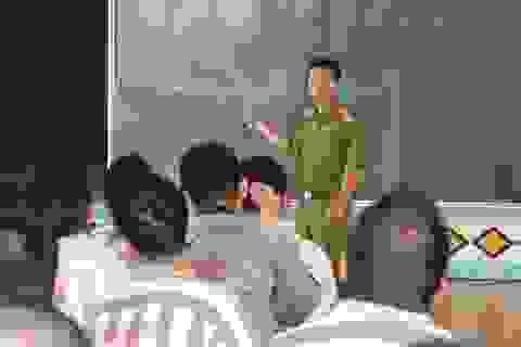 Lớp học chữ gieo khát vọng hoàn lương