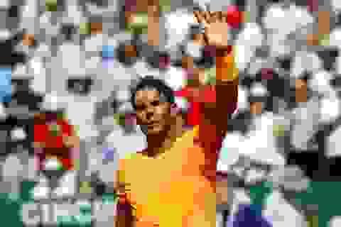 Nadal cùng Nishikori vào chung kết Monte Carlo