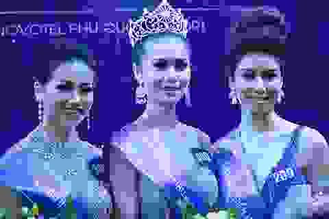 Tân Hoa hậu Biển ứng xử vấp váp vẫn đăng quang, BTC nói gì?