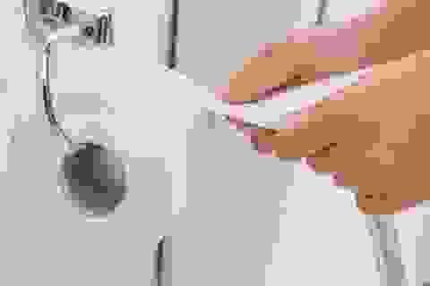 Những mầm bệnh ẩn náu đằng sau giấy vệ sinh kém chất lượng