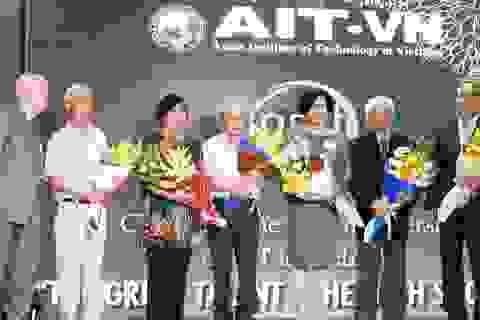 Viện Công nghệ châu Á (AIT) họp mặt cựu sinh viên và kỷ niệm 25 năm tại Việt Nam