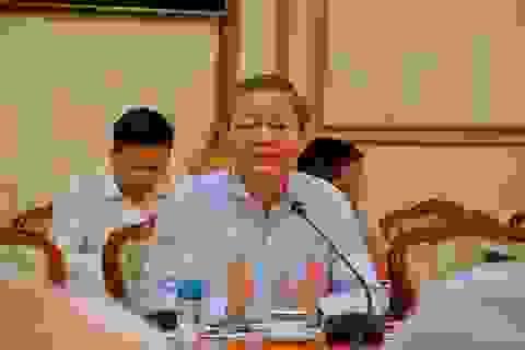 Phó Chủ tịch TPHCM Lê Văn Khoa xin thôi chức