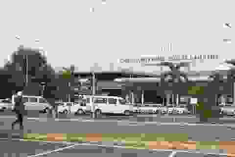 Sắp bay thử nghiệm đường băng số 2 sân bay Cam Ranh