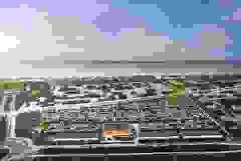 Biệt thự biển từ 8 - 10 tỷ đồng/căn tại Bãi Trường hấp dẫn nhà đầu tư